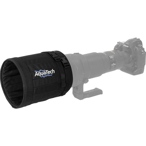 AquaTech SoftHood Collapsing Hood for 600mm f/4, 400mm f/2.8, and 800mm f/5.6 Lenses
