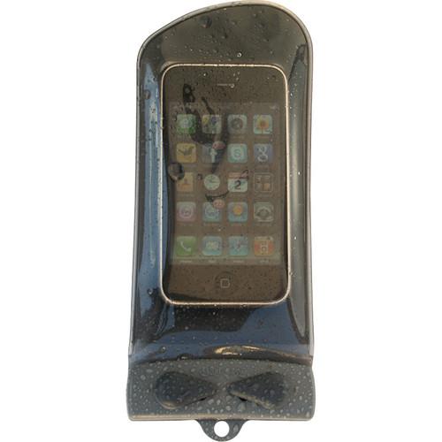 "Aquapac Mini Whanganui Electronics Case (6 x 5"", Cool Gray)"