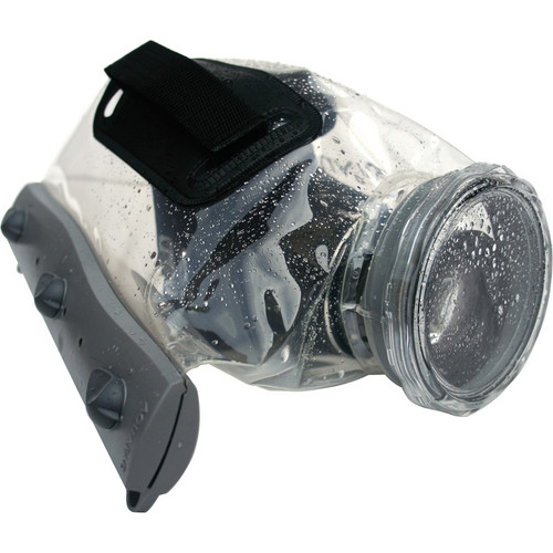 "Aquapac Camcorder Case (6"" Long, Cool Gray)"