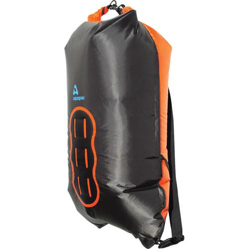 Aquapac 60 Liter Noatak Wet/Drybag (Cool Gray, Black and Orange)