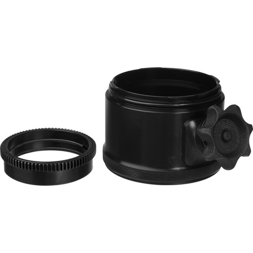 Aquatica Port Extension Ring with Focusing Knob for Canon EF 16-35mm f/2.8L II Lens