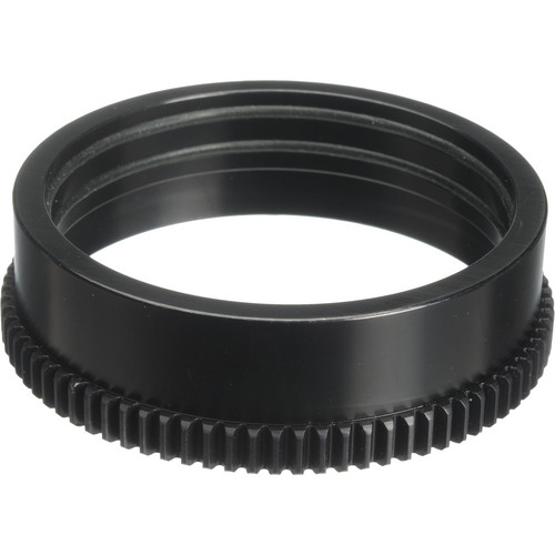 Aquatica 18722 Zoom Gear for Nikon 14-24mm f/2.8G ED & 24-70mm f/2.8G ED in Lens Port on Underwater Housing