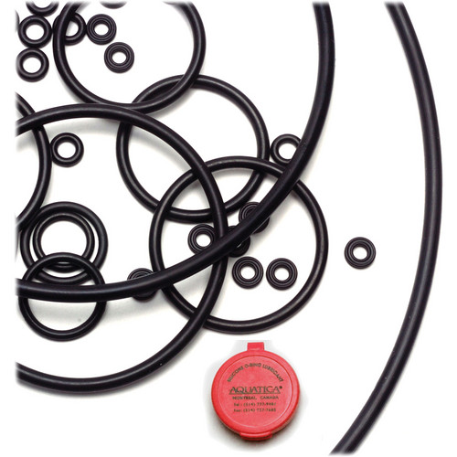 Aquatica O-Ring Kit for Rebuilding Aquatica's A5D Underwater Housing
