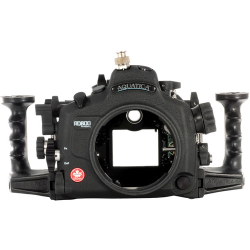 Aquatica AD800 Underwater Housing for Nikon D800 or D800E (Ikelite TTL Strobe Connector)