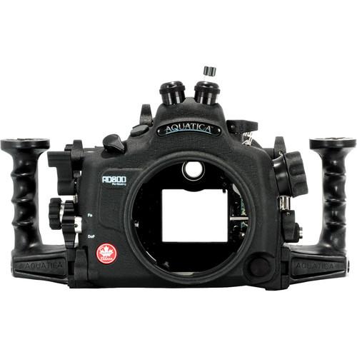 Aquatica AD800 Underwater Housing for Nikon D800 or D800E (Dual Fiber-Optic Strobe Connectors)