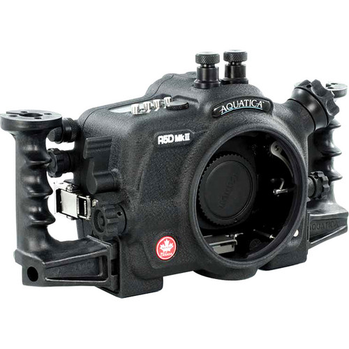 Aquatica A5D Mk III Underwater Housing for Canon 5D Mark III (Dual Nikonos Strobe Connectors)