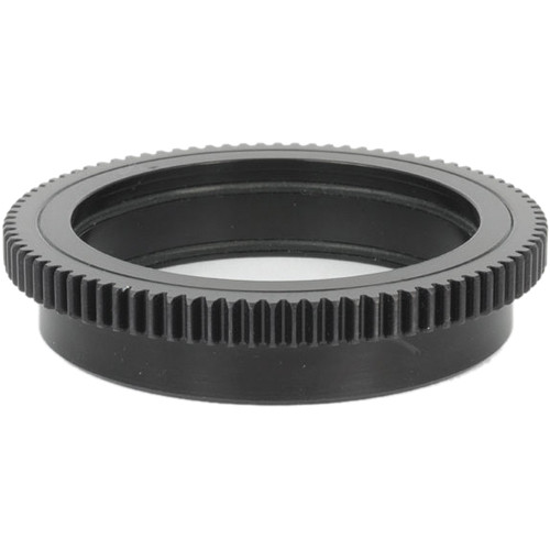 Aquatica 48708 Zoom Gear for Canon 16-35mm f/2.8 L II USM & 17-40mm f/4L USM in Lens Port on Underwater Housing