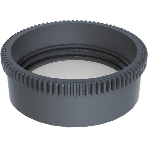 Aquatica 48719 Zoom Gear for Sigma 17-70mm f/2.8-4 DC Macro HSM & OS HSM in Lens Port on Underwater Housing