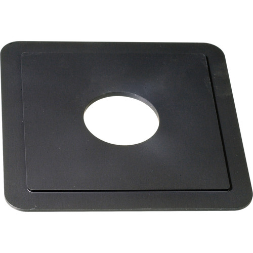 Arca-Swiss Flat Lensboard for #0 Sized Shutters