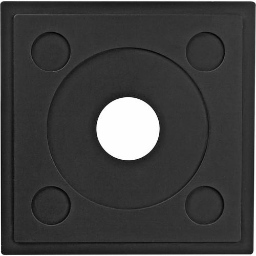 Arca-Swiss Lensboard for Copal #0 - 141x141mm