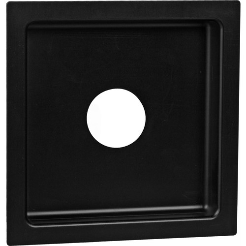 Arca-Swiss 18mm Recessed Lensboard for #0 - 141x141mm