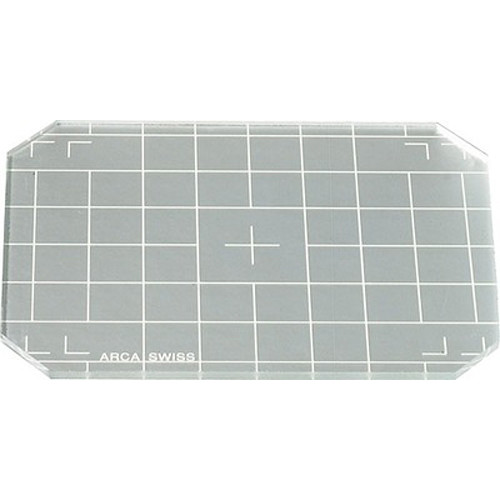 Arca-Swiss 6x9 Groundglass Focusing Screen with Grid