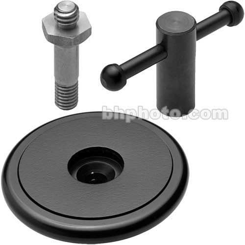 "Arca-Swiss Camera Mounting Disc with 3/8"" Screw"