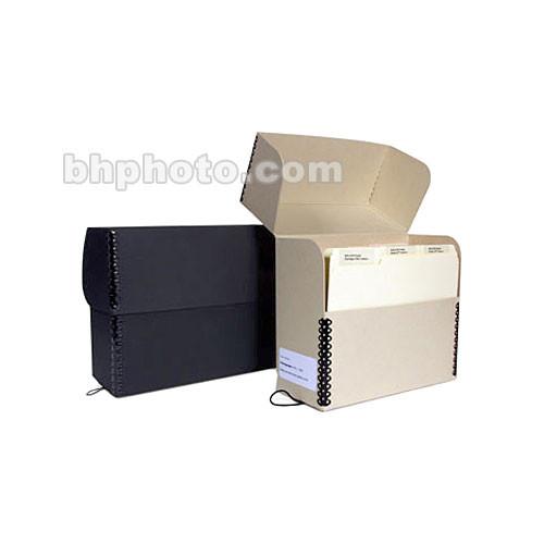 "Archival Methods Document Box (10-3/8 x 12-1/4 x 5"", Tan)"