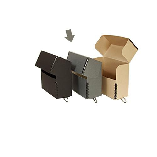 Archival Methods 03-555 Document Box Kit (Tan)