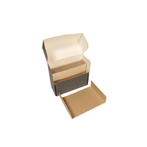 Archival Methods 03-818 Letter/Legal Box Spacers (Tan, 5 Pack)