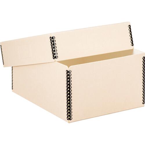 "Archival Methods Short Top Box (10.5x 8-1/8 x 5-1/8"")"