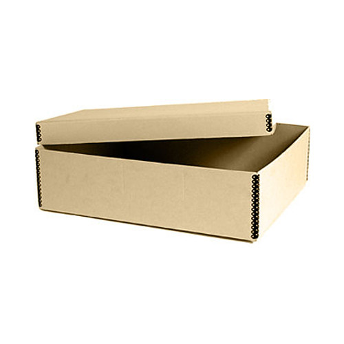"Archival Methods Short Top Box (12.5 x 15 x 4.25"")"