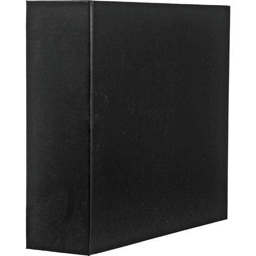 "Archival Methods Matching Binders with Slip-in Case (2.5"" D-Ring , Black)"