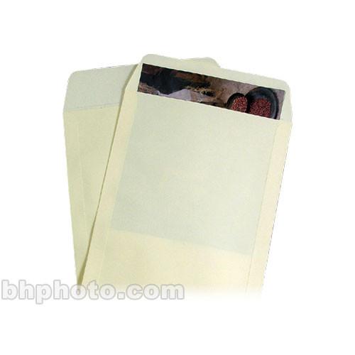"Archival Methods Flap Envelope - 9 x 12"", 50 Pack (Cream)"