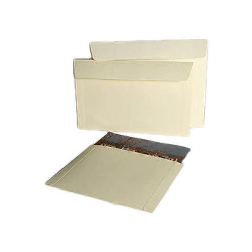 "Archival Methods 21-119 Flap Envelopes (Open on Long Side, 11.5 x 9.5"", 25 Pack)"