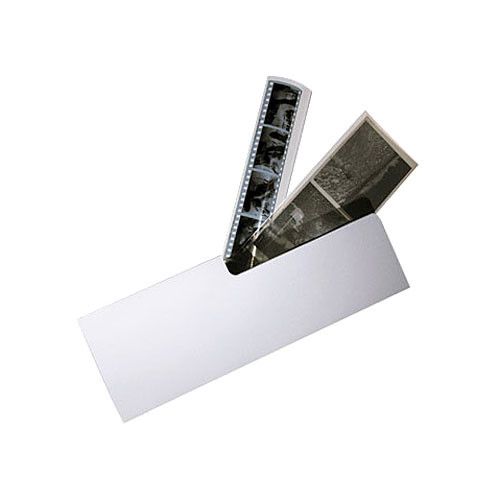 "Archival Methods Negative File Folders - 3 x 6.25"" - 50 Pack"