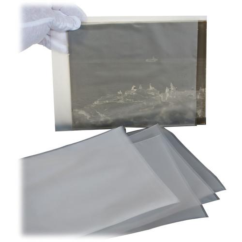 """Archival Methods High-Density Poly Envelopes - 6.75 x 8.75"""" 100 Pack"""