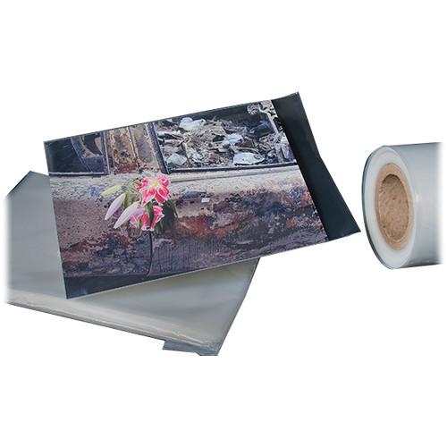 "Archival Methods Polyethylene Bags for Postcards (3.6 x 5.5"", 100-Pack)"
