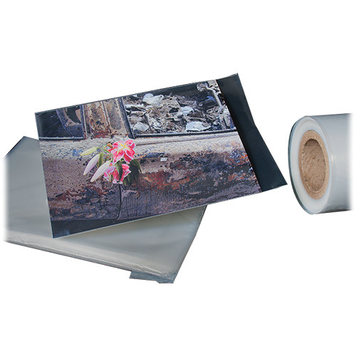 "Archival Methods Polyethylene Bags for Prints Cards (4.5 x 6.25"", 100-Pack)"