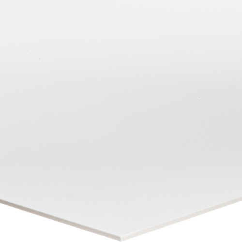 "Archival Methods 5 x 7"" 4-Ply 100% Cotton Museum Board (25-Pack, Bright White)"