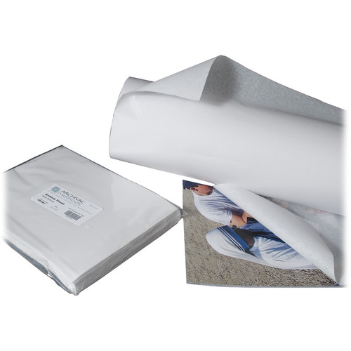 """Archival Methods Un-Buffered Archival Tissue Papers (24"""" x 1000' Roll)"""