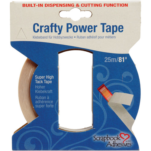 """Archival Methods Mounting Tape (1/4"""" x 81' Roll)"""