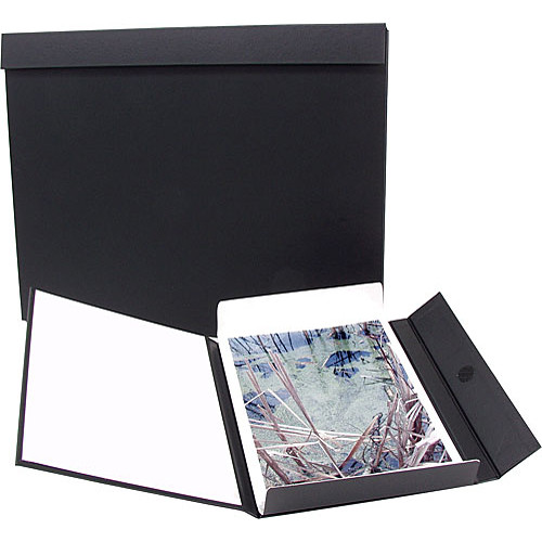 "Archival Methods 11.25 x 14.25""  Digital Print Folio"