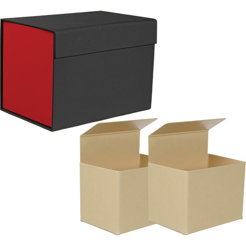 Archival Methods Accent CD Storage Kit with Caddies