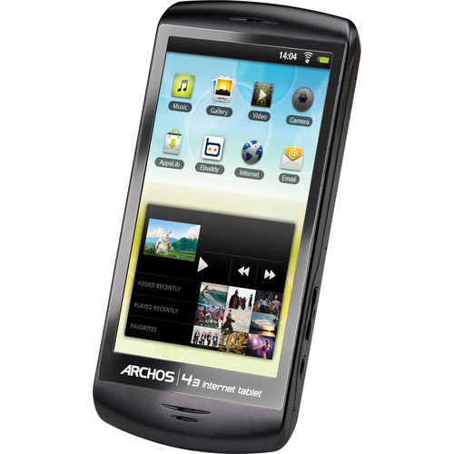 Archos 43 internet tablet (8GB)