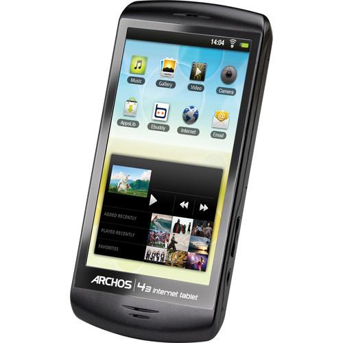 Archos 43 internet tablet (8GB)