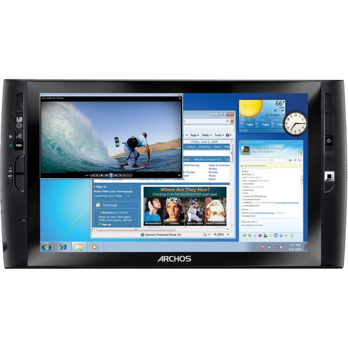 """Archos 32GB 9 PCtablet with 8.9"""" Resistive Touch Screen"""