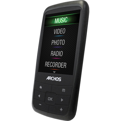 Archos 4GB 24b vision Media Player