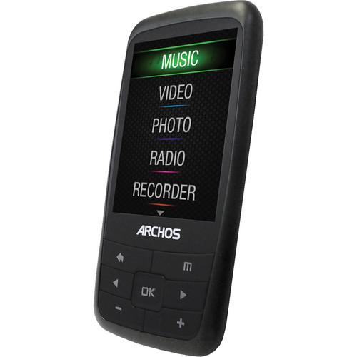 Archos 4GB 24b vision Media Player
