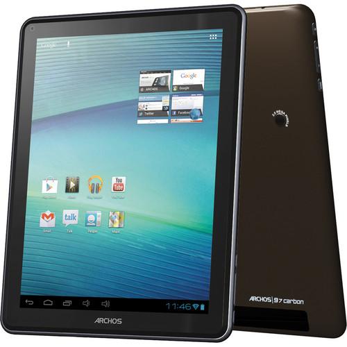 """Archos 16GB 97 Carbon 9.7"""" Tablet"""