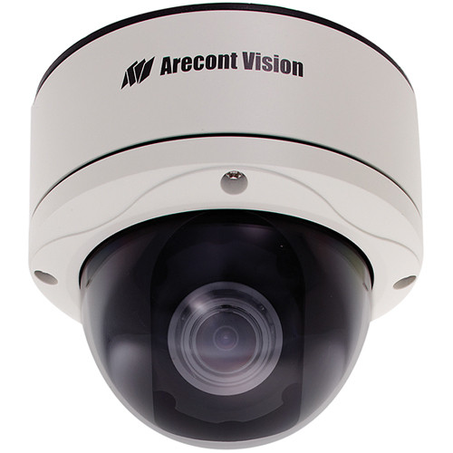 Arecont Vision AV1255AM-HK 1.3 MP Day/Night IP MegaDome 2 Camera with Heater