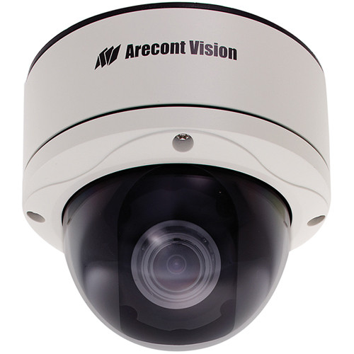 Arecont Vision AV3255AM-HK 3 MP Day/Night IP MegaDome 2 Camera with Heater