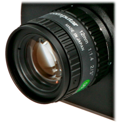 "Arecont Vision M1214-MP  Computar  2/3"" C Mount 12mm f/1.4 Lens for Megapixel Camera"