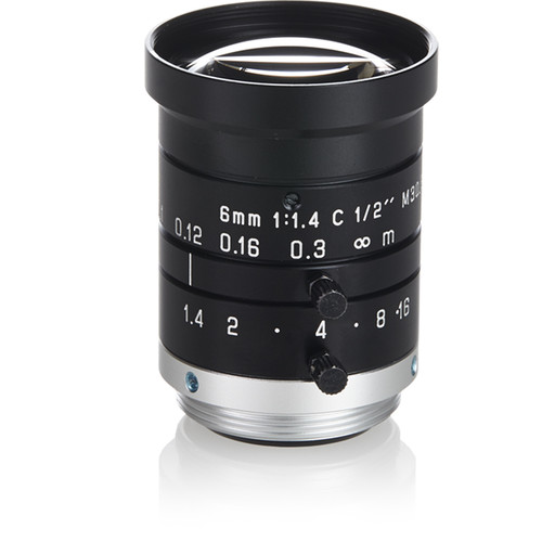 Arecont Vision C-Mount 6.0mm Fixed Focal Megapixel Lens