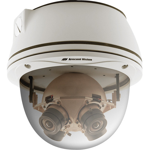 Arecont Vision AV8365 360° Panoramic Color SurroundVideo IP Camera