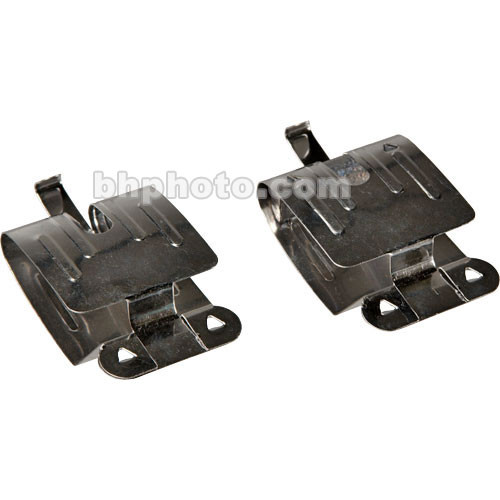Arkay Stainless Steel Film Clips (10) Non-Weighted