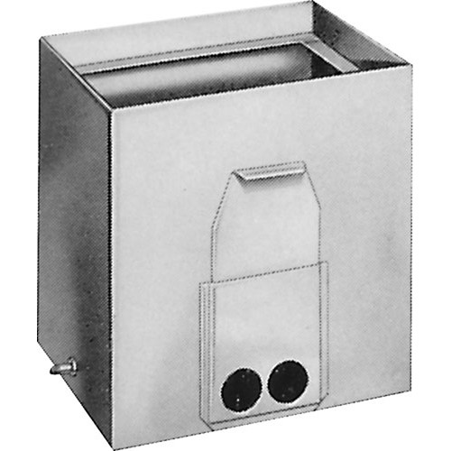 Arkay 81-14DT Quick Dump Wash Tank