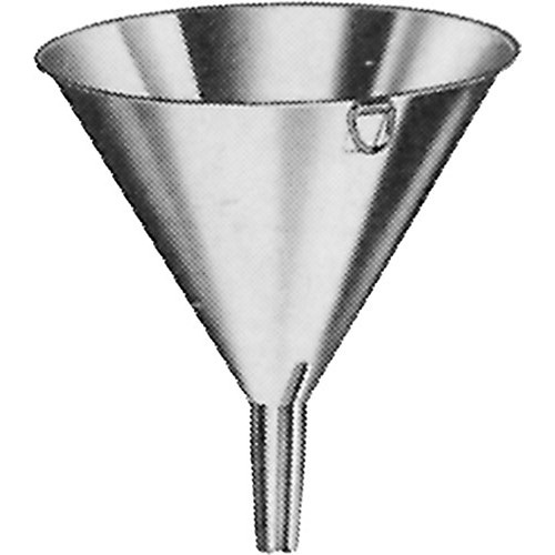 Arkay FQ-4 Stainless Steel Funnel (1 Quart)