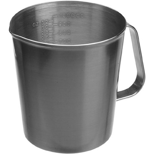 Arkay RGM-32 Stainless Steel Graduate - 32 oz