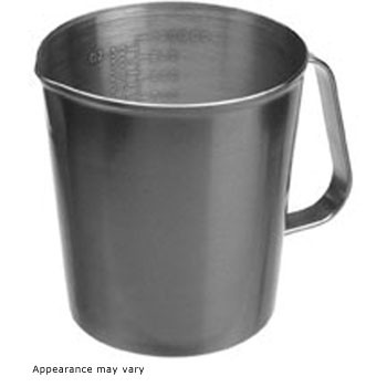 Arkay RGM-64 Stainless Steel Graduate - 64 oz